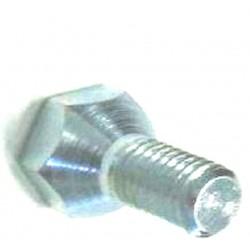 Bullone perno fissaggio ruota Vespa 50 90 - 10 mm esagono 17