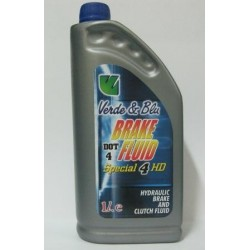 Olio freni DOT 4 Brake Fluid Special 4 HD Sipoil