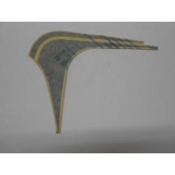 Adesivo Pannello Sx Originale Cagiva Elefant 1 Bianco  Blu