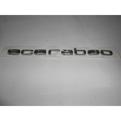 Logo Scarabeo Originale Aprilia Scarabeo Light 125 07-08