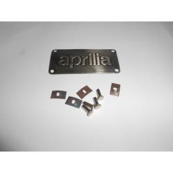 placa de cubierta lateral Aprilia Classic 50
