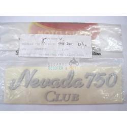 Decalco adesivo Originale Moto Guzzi Nevada 750 Club (1998-2001) LF/LK