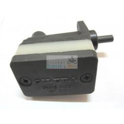 Pompa freno anteriore nera Originale Gilera KK - KZ 125