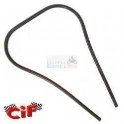 Bordo scudo Meral plastica nero Vespa PX T5 PE 125 150 200