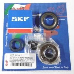 Kit revisione albero motore cuscinetti SKF paraoli Piaggio Vespa Primavera ET3 125