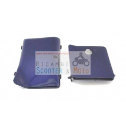 Coperchio Batteria E Benzina Originale Malaguti Ciak Blu Royal