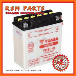 Batteria Yuasa YB5L-B PIAGGIO Vespa PK S 125 82/85