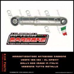 Ammortizzatore Anteriore Matallo Zincato Vespa Rally 200 1972-1979