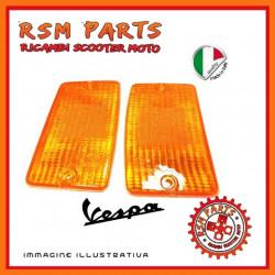 Plastica coppia frecce anteriori Vespa PK 50 FL2
