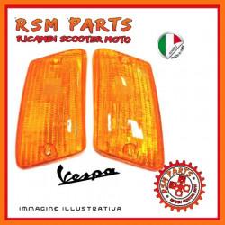 Plastica coppia frecce posteriori Vespa PK 50 XL Rush