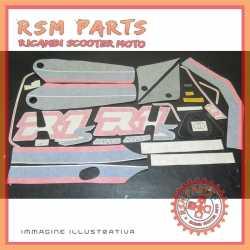 Kit serie decalco adesivi completa Originale Gilera R1 S 125