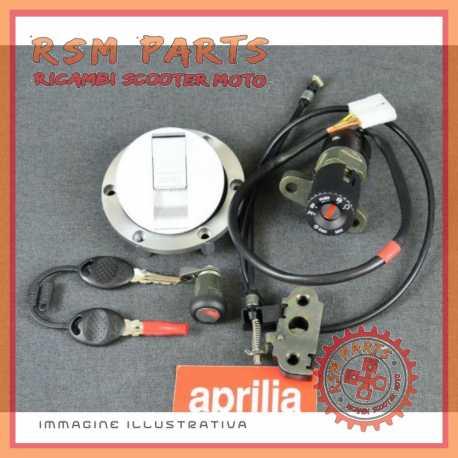 Kit serrature Originale Aprilia ETV Caponord 1000 2001-2007