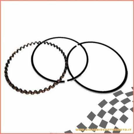 Kit serie segmenti fasce elastiche e raschiaolio Gilera Arcore 5V Ø 60