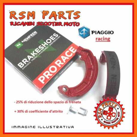 Ganasce freno anteriori ProRace Piaggio Vespa PX 125 150