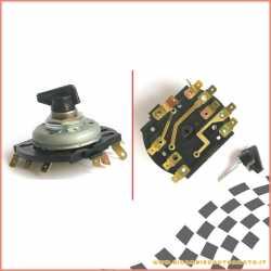 Boîtier de commutation carré Piaggio Ape 50 TL1T TL2T 250 350 400 500