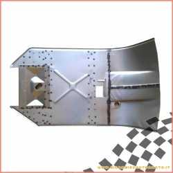 Placa de suelo de chapa con fold Vespa 50 Special 125 Primavera ET3