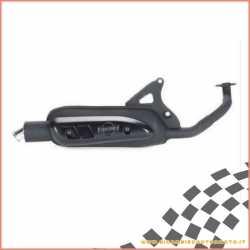 Silenciador de escape Sito Plus MALAGUTI F12 50 1994-1998 Minarelli horizontal