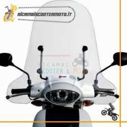Pare-brise FACO pour Aprilia Scarabeo 50 100 2014 2020