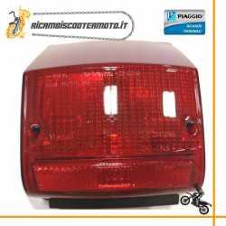 Stop fanale posteriore Triom Originale Piaggio Vespa PX 125 Arcobaleno