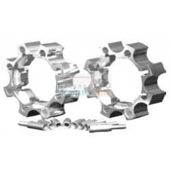 Abstandhalter aus Aluminium Quad ATV Ktm 450/525