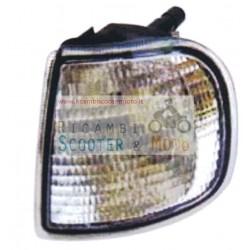 Fanalino freccia indicatore di direzione anteriore SX JDM Titane
