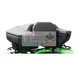 Baule Posteriore Rigido Quadrax Con Schienale Quad Atv Standard