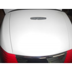 Bauletto Originale Aprilia City 35 Lt Bianco Net