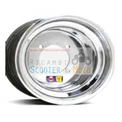 Cerchio 10X10 4Be6N 4/115 475 Mm Sport Quad Atv Standard Rosso
