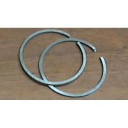 Serie segmenti fasce elastiche D. 55, 6 x 2,5