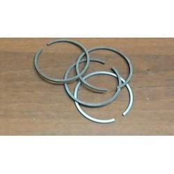 Serie segmenti fasce elastiche D. 61 x 2 x 2,5