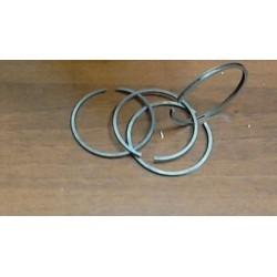Serie segmenti fasce elastiche D. 56, 8 x 2 x 3