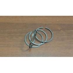 Serie segmenti fasce elastiche D. 52,6 x 2 x 3
