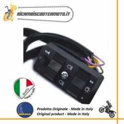 Commutatore luci Vespa PX 125 150 Arcobaleno dal 1984