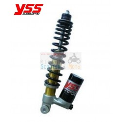 A shock absorber Gas Tank With Yss Piaggio Vespa Rally 180 200