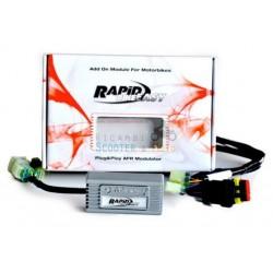 Centralina Aggiuntiva Rapidbike Easy Aprilia Rsv R Factory 1000 2004-09