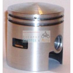 Pistone Piston Kolben Completo Olympia Ape 50 3 Travasi Diametro 47,4