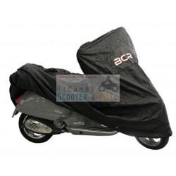 """Telo copriscooter coprimoto """"Deluxe"""" scooter moto con bauletto"""