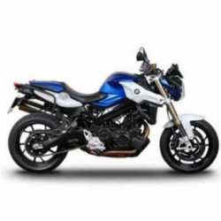 Portapacco Laterale 3P System Bmw F 800 R 2009-2012