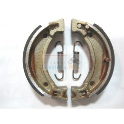 110X25 Ferodo Brake Shoes Rear Yamaha Spy Target Cr Z 50 from 1991