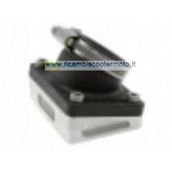 Rialzo KIESLER 21 mm con collettore dritto MHR 21 X 24,5 Viton