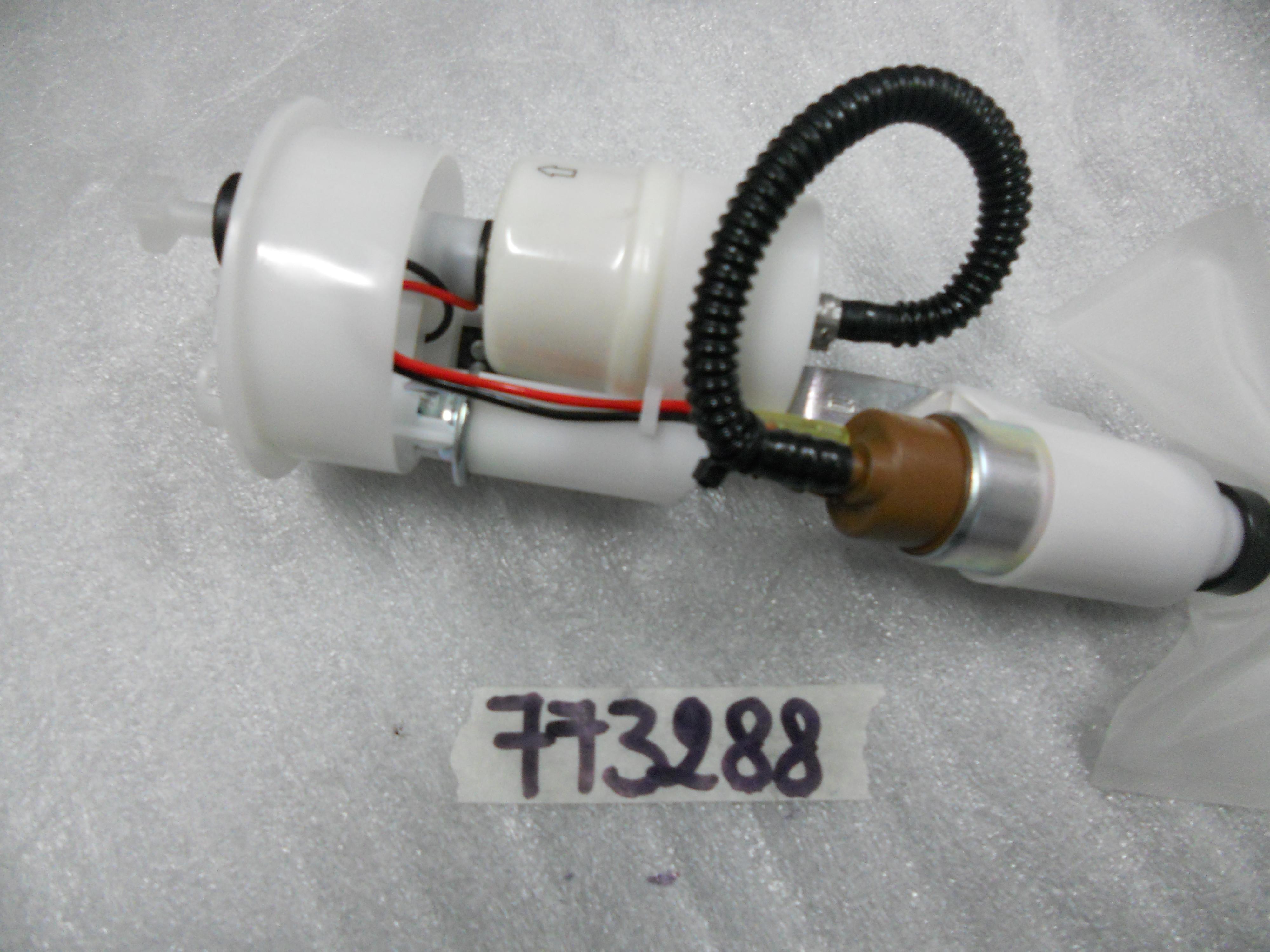 KIMISS Pompa carburante accessori di ricambio per pompa carburante tipo Inline esterno universale 300LPH 0580254044