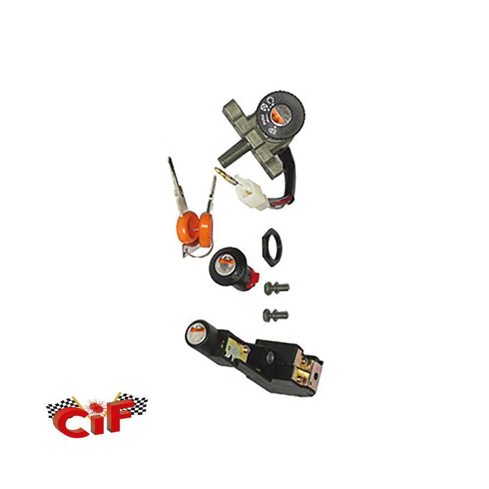 Zundschloss-Kit-Malaguti-F10-50-2008 Indexbild 2