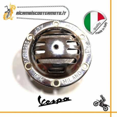 Clacson 12V c.a. Piaggio Vespa PX 150 E Arcobaleno