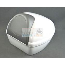 Bauletto bianco venice Originale Aprilia Scarabeo 50 4T - Ditech / Scarabeo 100