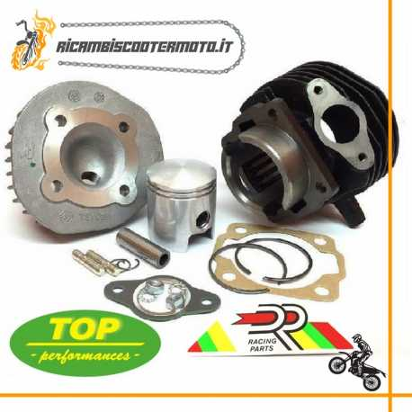 Cilindro Racing 75 DR 47 Vespa 50 PK XL RUSH