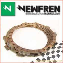 Serie platos de embrague Newfren Minarelli AM 345 - AM6 50