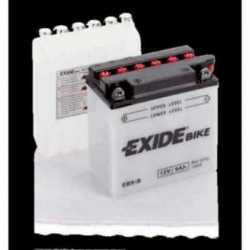 Batteria Eb9-B Standard Con Acido Vespa Px 125 2001-2007