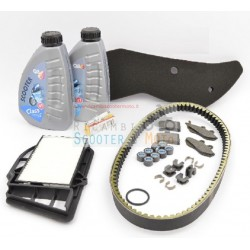 Kit Tagliando Completo Originale Malaguti Password 250 (2005-2008)