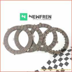 Set of clutch plates Newfren FRANCO MORINI engine T4 TA5 TOP G 50