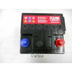 Battery Fiamm 12V-44Ah-370A Aixam 0W904